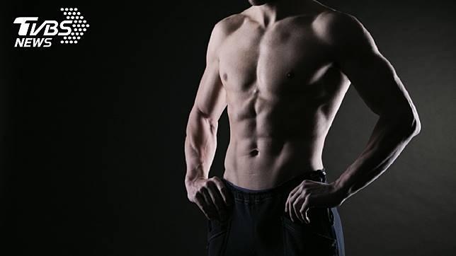 美國健身公司發現,微胖的男性反而更受歡迎。示意圖/TVBS