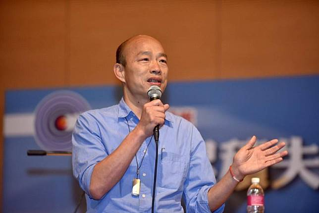 韓國瑜1.5月砸2億多二備金挨批 …原來是花到這「14項」了!