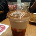 甜黒糖クリームミルク - 実際訪問したユーザーが直接撮影して投稿した新宿スイーツ台湾甜商店 新宿店の写真のメニュー情報