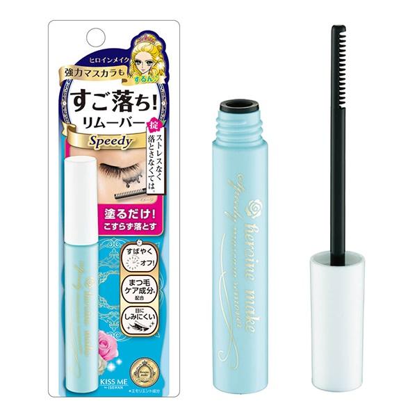 【AE Beauty】Kissme 奇士美 花漾美姬 睫毛膏卸除液 升級版 6.6ml
