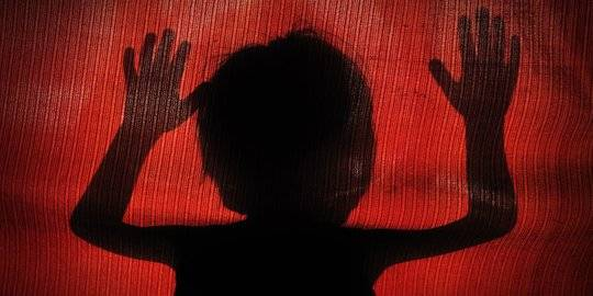 ilustrasi kekerasan anak. ©shutterstock.com