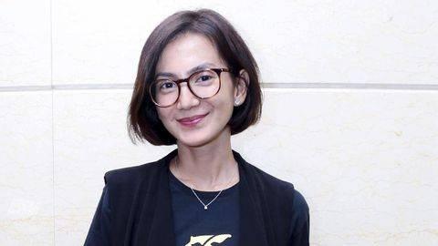 Wanda Hamidah mengaku diserang dan dikata-katai bodoh usai melancarkan komplain ke Prudential Indonesia lewat akun media sosialnya. (Detikcom/Ismail).