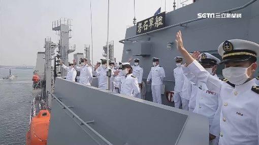官兵被爆偷跑下船 海軍認了有放人