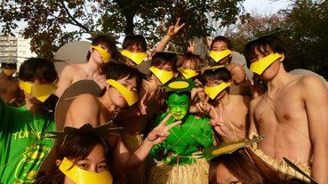 秋天限定!透過「學園祭」來體驗日本學生的青春熱血吧
