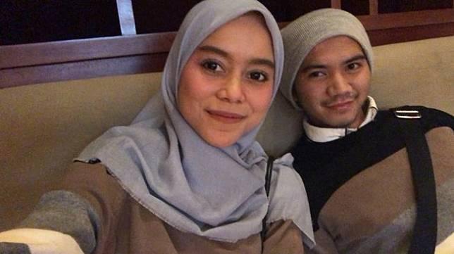 Lesty Kejora dan Rizki DA2. (Instagram/@lestykejora)