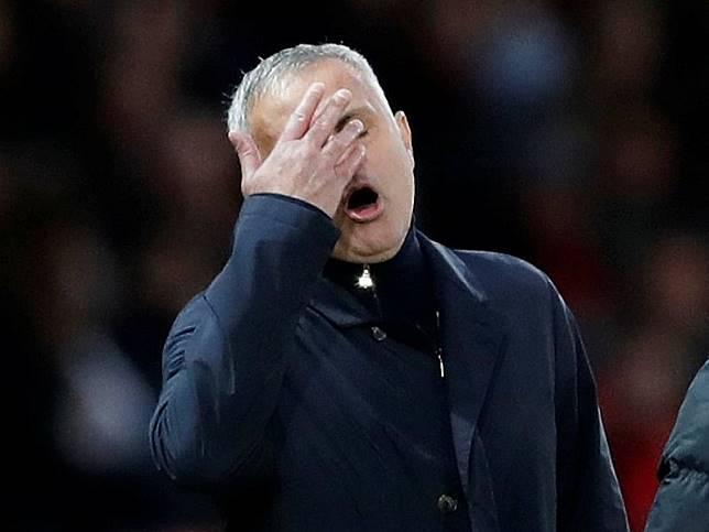 Mourinho: Saya Layak Dipecat tapi Sekarang MU Lebih Buruk
