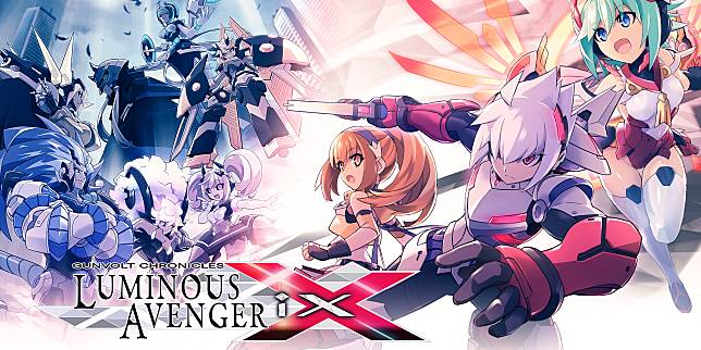 Gunvolt Chronicles Luminous Avenger 01
