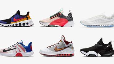 官方新聞 / 父親節快樂!臺灣 Nike 官網精選男款產品再享 7 折優惠