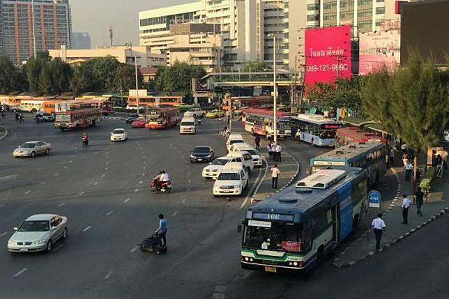 ขสมก.สั่งเบรก'รถเมล์-รถร่วม' ห้ามขึ้นค่าโดยสาร21ม.ค.นี้