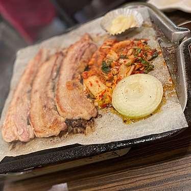 韓国家庭料理ジャンモ 津田沼パルコ店のundefinedに実際訪問訪問したユーザーunknownさんが新しく投稿した新着口コミの写真