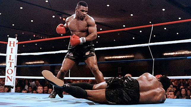 Mike Tyson was knocking out grown men at just 12 years old, says former trainer Teddy Atlas