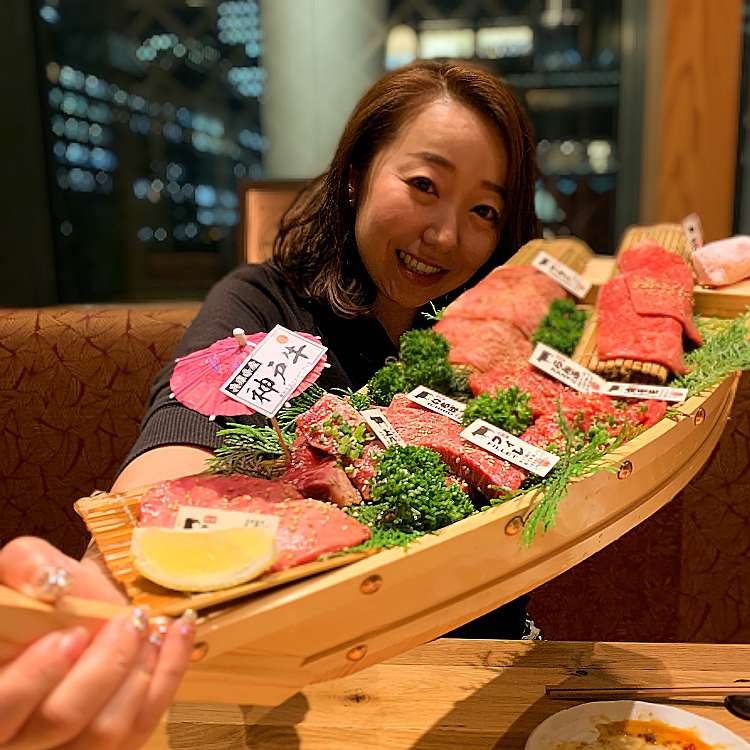 akanemameakaneさんが投稿した大手町焼肉のお店神戸牛焼肉&生タン料理 舌賛/コウベギュウヤキニクアンドナマタンリョウリ ゼッサンの写真