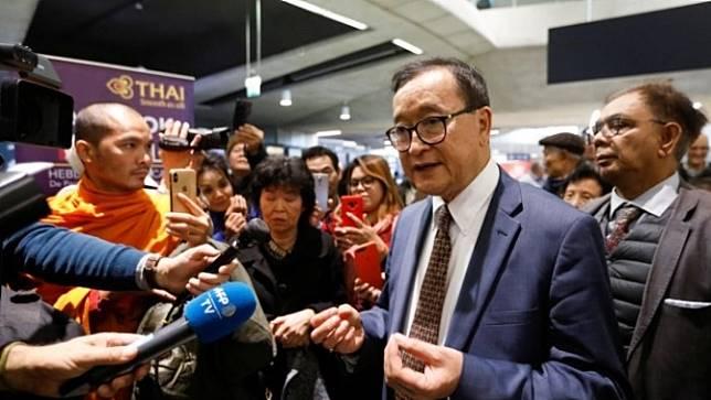 สหรัฐฯกังวลกัมพูชาปราบปราม'สม รังสี'ด้านองค์กรนิรโทษกรรมวิจารณ์ไทย-มาเลย์ฯร่วมมือรัฐบาลกัมพูชา