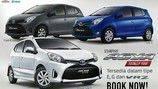 Toyota Agya Facelift Segera Meluncur Tanggal 7 April