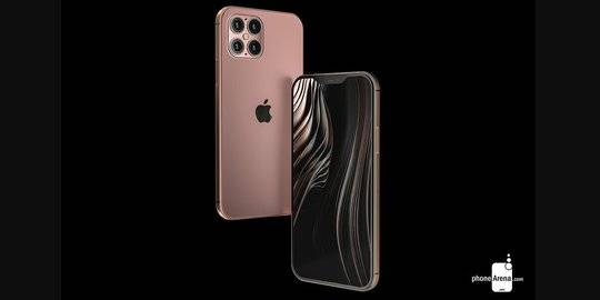 Rumor iPhone 12 Pro. ©2019 phonearena.com