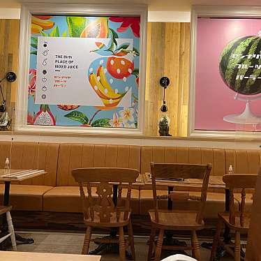 CHEESE CRAFT WORKS ダイバーシティ東京プラザのundefinedに実際訪問訪問したユーザーunknownさんが新しく投稿した新着口コミの写真