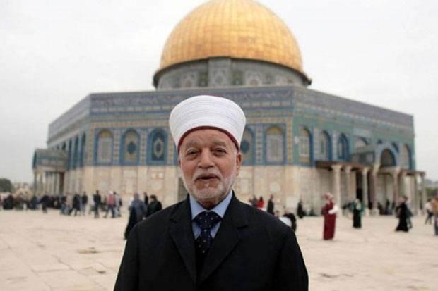 Ulama Besar Masjid Al Aqsa Sheikh Ekrima Sabri Ditangkap Pasukan Israel