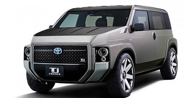 Toyota TJ Cruiser Concept (Autoindustriya)