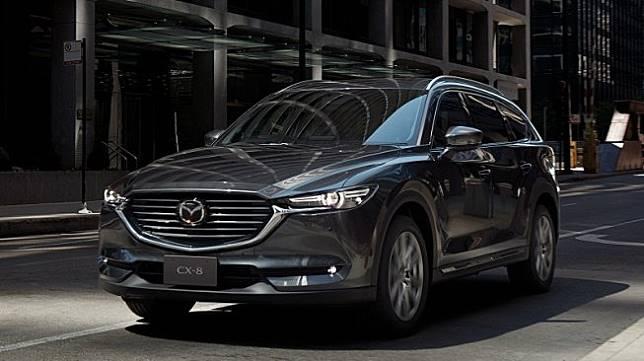 All New Mazda CX-8 akan diluncurkan di Indonesia pada 22 November 2019. [Dok Mazda Thailand]