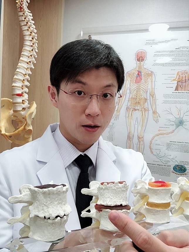 脊醫王俊華(作者提供)