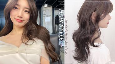 秀智、Krystal捲髮好仙氣!2020捲髮範本,蛋捲髮、氣墊捲髮韓妞超愛,這款髮量少必備
