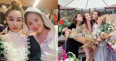 3 hội bạn thân toàn gái đẹp: Người mang bầu, người làm mẹ nhưng vẫn chiếm hết spotlight