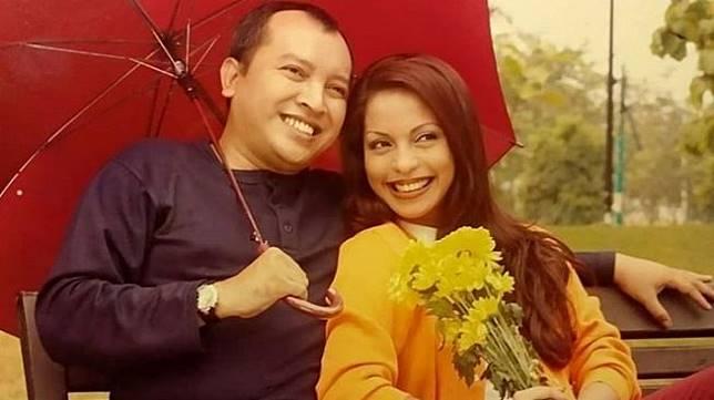 Ekki Soekarno dan Soraya Haque. [Instagram]