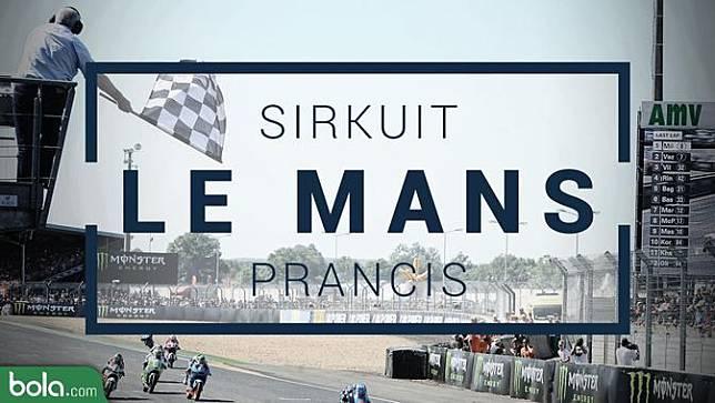 MotoGP_Sirkuit Le Mans_Prancis (NONTONGP.COM/Adreanus Titus)