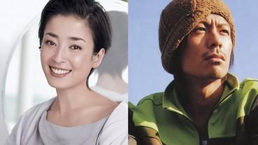 V6 森田剛、宮澤理惠相差五歲姐弟戀修成正果!宣布兩人閃婚