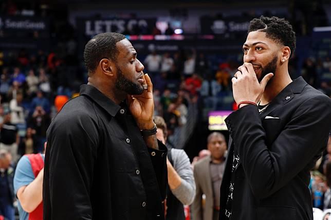 Lakers Pelicans Basketball