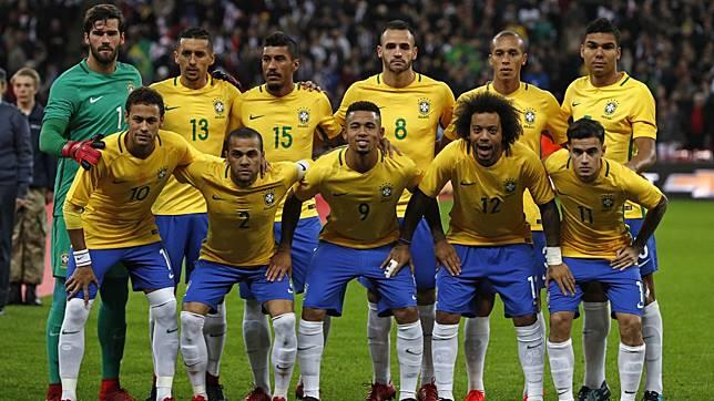 อาวุธครบมือ! บราซิล เกณฑ์พล 24 แข้งลุย FIFA Days