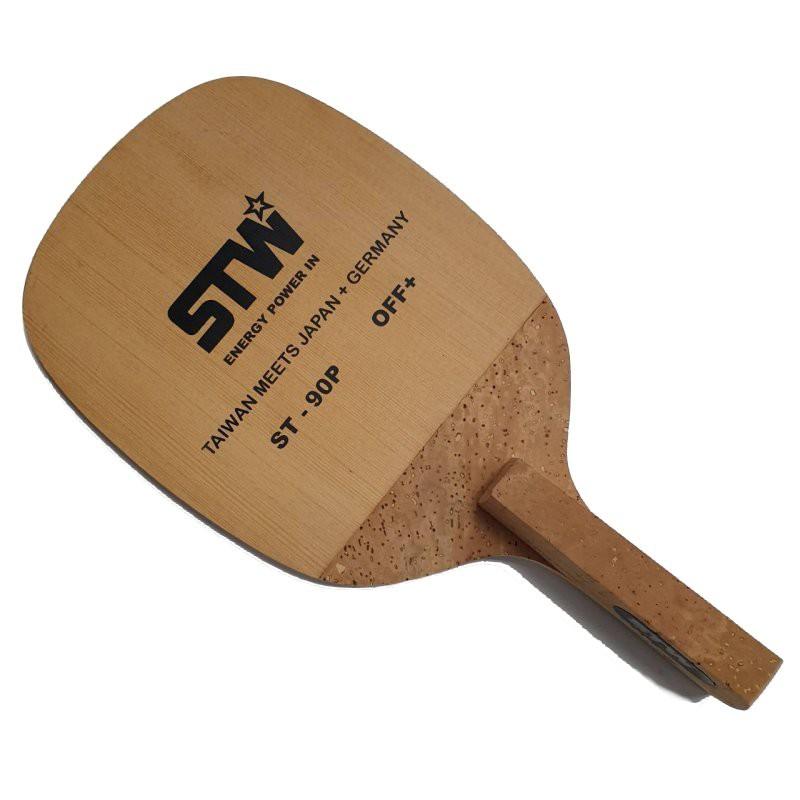 STARWOOD W003 90P桌球拍 日式檜木單板
