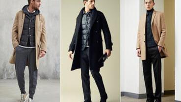 【低溫特報】還會再冷一波!超實穿「大衣+羽絨」穿搭術,讓你頂過一整個寒冬!