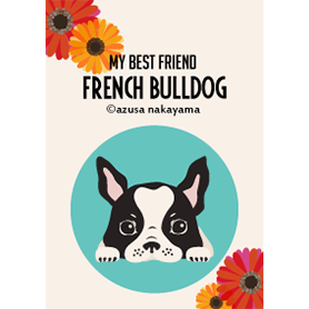 I love french bulldog – LINE theme | LINE STORE