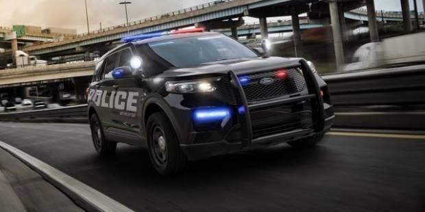 Buntut Kematian George Floyd, Ford Akan Berhenti Bikin Mobil untuk Polisi