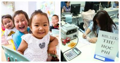 Tin vui cho mẹ đầu năm Kỷ Hợi: Chính thức giảm học phí trường công tại TPHCM