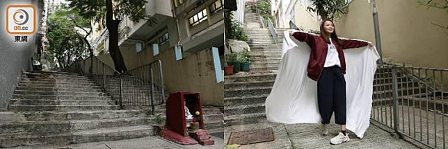 第三站:靈異樓梯