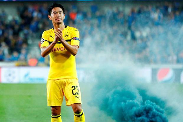Lepas dari Dortmund, Shinji Kagawa Siap Merumput di La Liga
