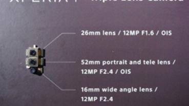 大師級的相機:Sony Xperia 1 攝錄影技術揭密