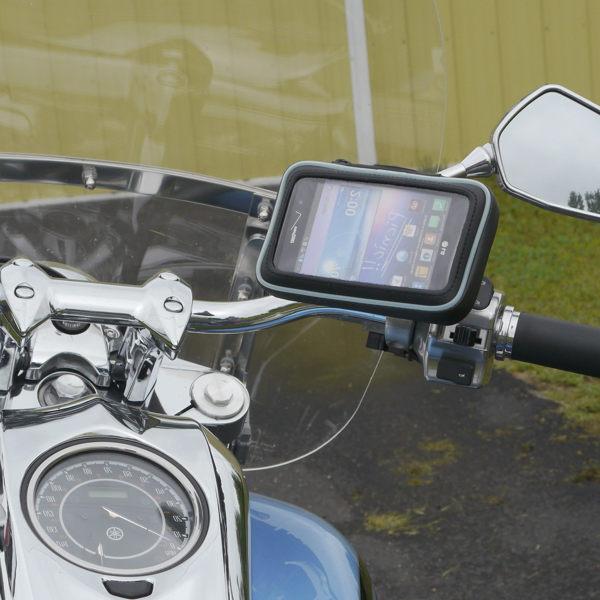 GARMIN3595 GARMIN3790 AXIS-Z 重機車手機架摩托車手機座腳踏車手機GPS衛星導航防水包支架組合
