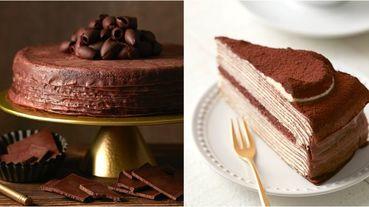 浪漫醇黑提拉米蘇千層必吃啊~Lady M推出4款「聖誕限定蛋糕」巧克力千層、海鹽焦糖回歸,台中店也吃得到了!
