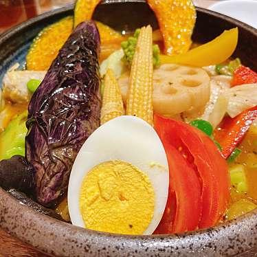 カレー食堂「心」西新宿店のundefinedに実際訪問訪問したユーザーunknownさんが新しく投稿した新着口コミの写真