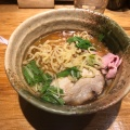 塩つけ麺 - 実際訪問したユーザーが直接撮影して投稿した歌舞伎町ラーメン・つけ麺焼きあご塩らー麺 たかはし 新宿本店の写真のメニュー情報
