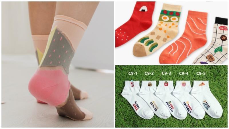 【O型腿、X型腿穿搭筆記】挑對襪子你也可以有雙女神腿!