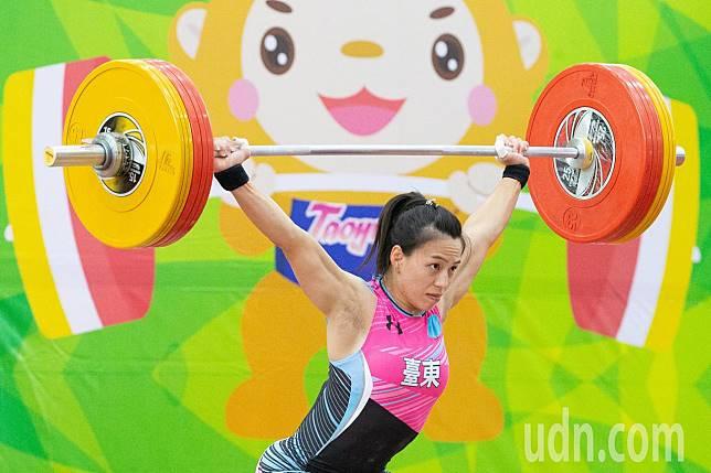 2019年舉重世界盃暨2020年東京奧運資格賽,我國舉重女將郭婞淳,本次賽會將自主攻的59公斤「越級」轉戰64公斤量級。
