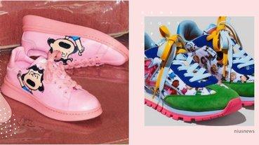 露西變主角?Marc Jacobs推超萌「史努比聯名球鞋」,把花生漫畫裝進錶裡