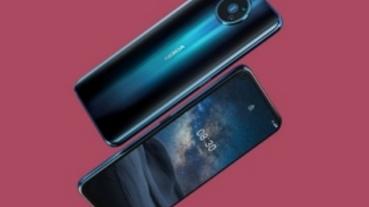 也搭 S765G:Nokia 8.3 5G 國外售價流出