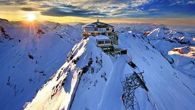 3 Destinasi Wisata Alam di Swiss yang Jarang Diketahui