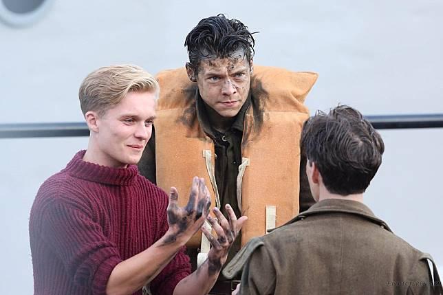 """Gara-gara Harry Styles Ngomong """"Ini"""", Dunkirk Tak Jadi untuk Semua Umur"""
