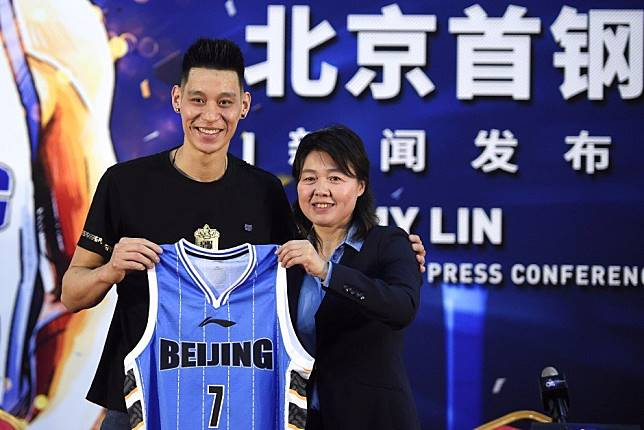 Jeremy Lin chose CBA's Beijing Ducks in July even though Euro League offered best chance of NBA return